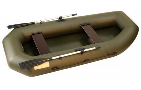 Двухместная надувная лодка «Камыш 2700»
