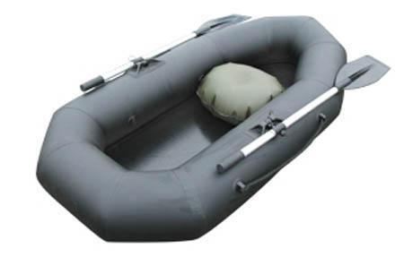 Надувная ПВХ лодка «Компакт 180»