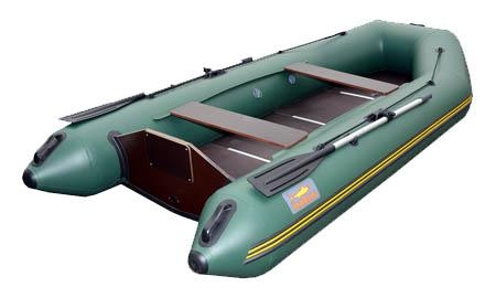 Надувная ПВХ лодка «Marlin 320»