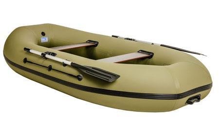 Надувная гребная ПВХ лодка «Нево 310»