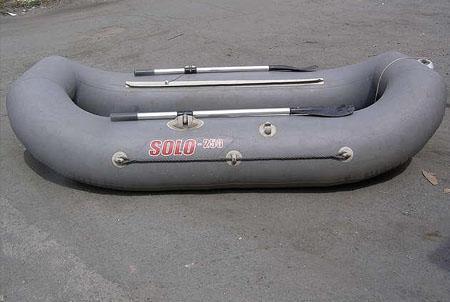 Надувная лодка «Соло 250»