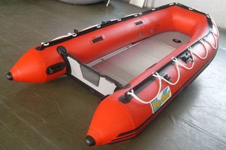 Надувная ПВХ лодка «Vector XHD 330»