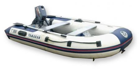 Надувная ПВХ лодка «Yamaran T280»