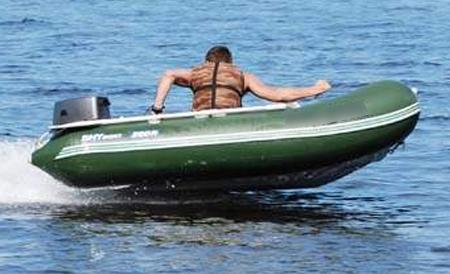 Надувная ПВХ лодка «SkyBoat 280»