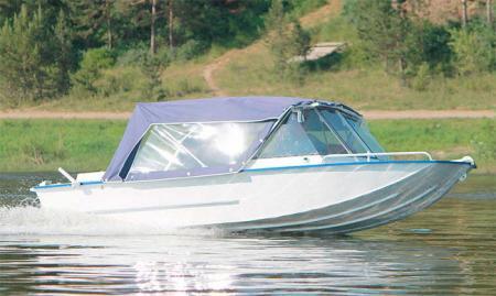 Водометный катер «Бриз 480 Экстрим»