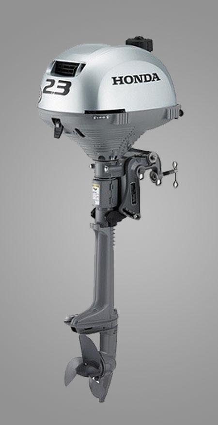 Подвесной лодочный мотор «Honda BF2.3»