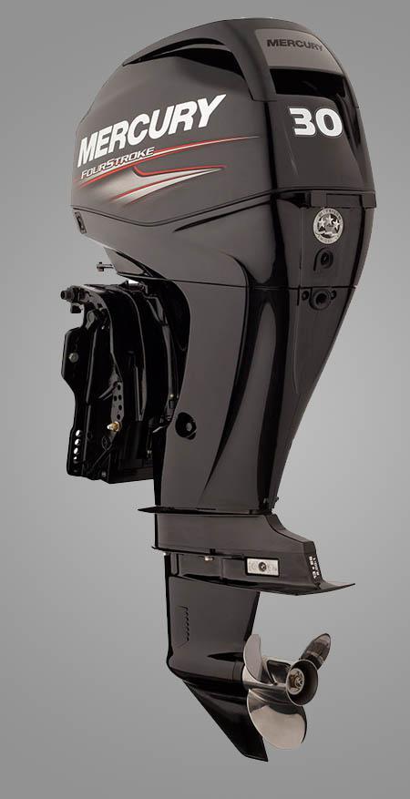 Подвесной лодочный мотор «Mercury 30 Fourstroke»