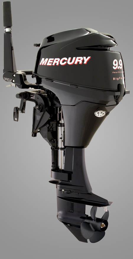 Подвесной лодочный мотор «Mercury F 9.9»