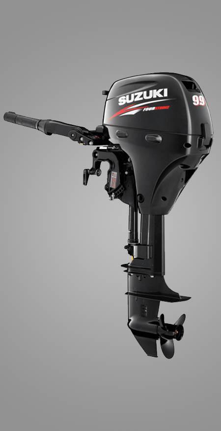Подвесной лодочный мотор «Suzuki DF 9.9»