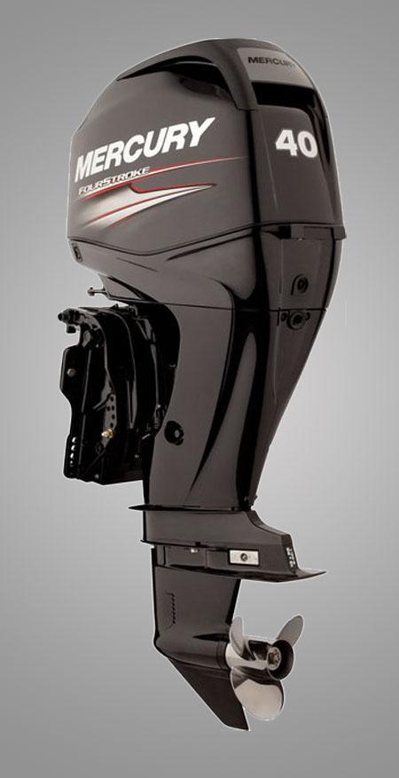 Подвесной лодочный мотор «Mercury 40 EFI Fourstroke»