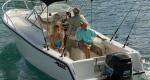 Компоновка лодки Walkaround