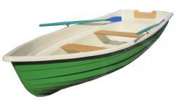 Пластиковая лодка «Тортилла 395»