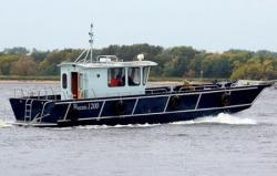 Многофункциональный катер «Barents 1200»