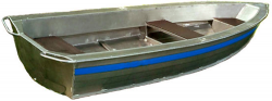 Лодка Вельбот 36