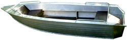 Лодка Вельбот 42