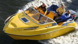 Моторная лодка Aelita