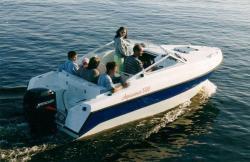 Моторная лодка «Афалина 520»