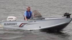Лодки «Alumacraft 165»
