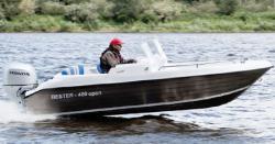 Моторные лодки «Бестер-480»