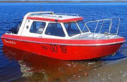 Лодка «Barents 600»