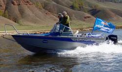 Моторная лодка «Беркут L»