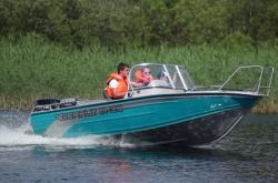 Алюминиевые лодки «Berkut M»