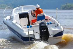 Моторная лодка «Бестер 500»