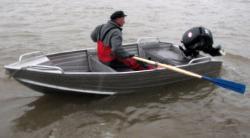 Лодка «Блик 35»