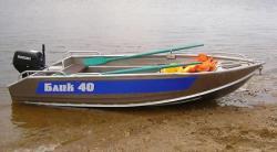 Лодка «Блик 40»
