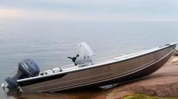 Алюминиевая моторная лодка «Buster S»