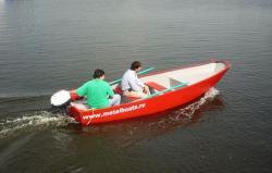 Моторная лодка «Iron Boat 490»
