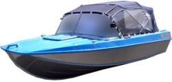 Лодка «Казанка 5м4»