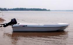Лодка «Laker 410»
