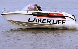 Моторная лодка «Laker V 450»