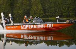 Бассовая лодка «Laker X7»