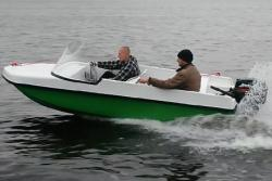 Моторная лодка «Легант 380»