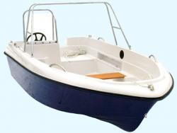 Стеклопластиковая лодка «Легант 400»
