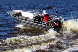 Алюминиевая лодка «Мастер 500»
