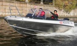 Алюминиевая моторная лодка «Master 521»