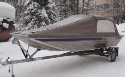 Лодка-джонбот «Мастер 600»