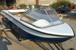 Стеклопластиковая лодка «Мурена Люкс»