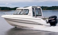 Стеклопластиковая моторная лодка «MV-Marin 5400»