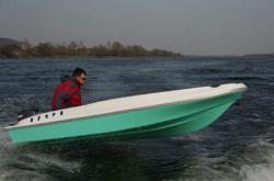 Стеклопластиковая лодка «Nerpa»