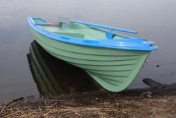 Стеклопластиковая лодка «Онего 385»