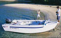 Лодка «Quintrex 420 Top Ender»