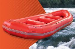 Лодка-рафт Stream Енисей