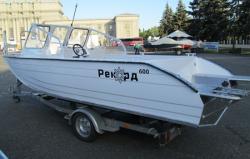 Моторная лодка «Рекорд 600»