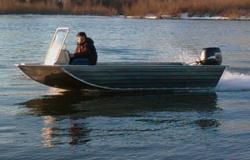 Рыболовная лодка «RusBoat 50»