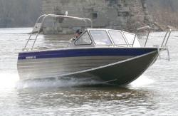 Алюминиевая лодка «RusBoat 55»
