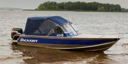 """Лодка """"Салют 510"""""""